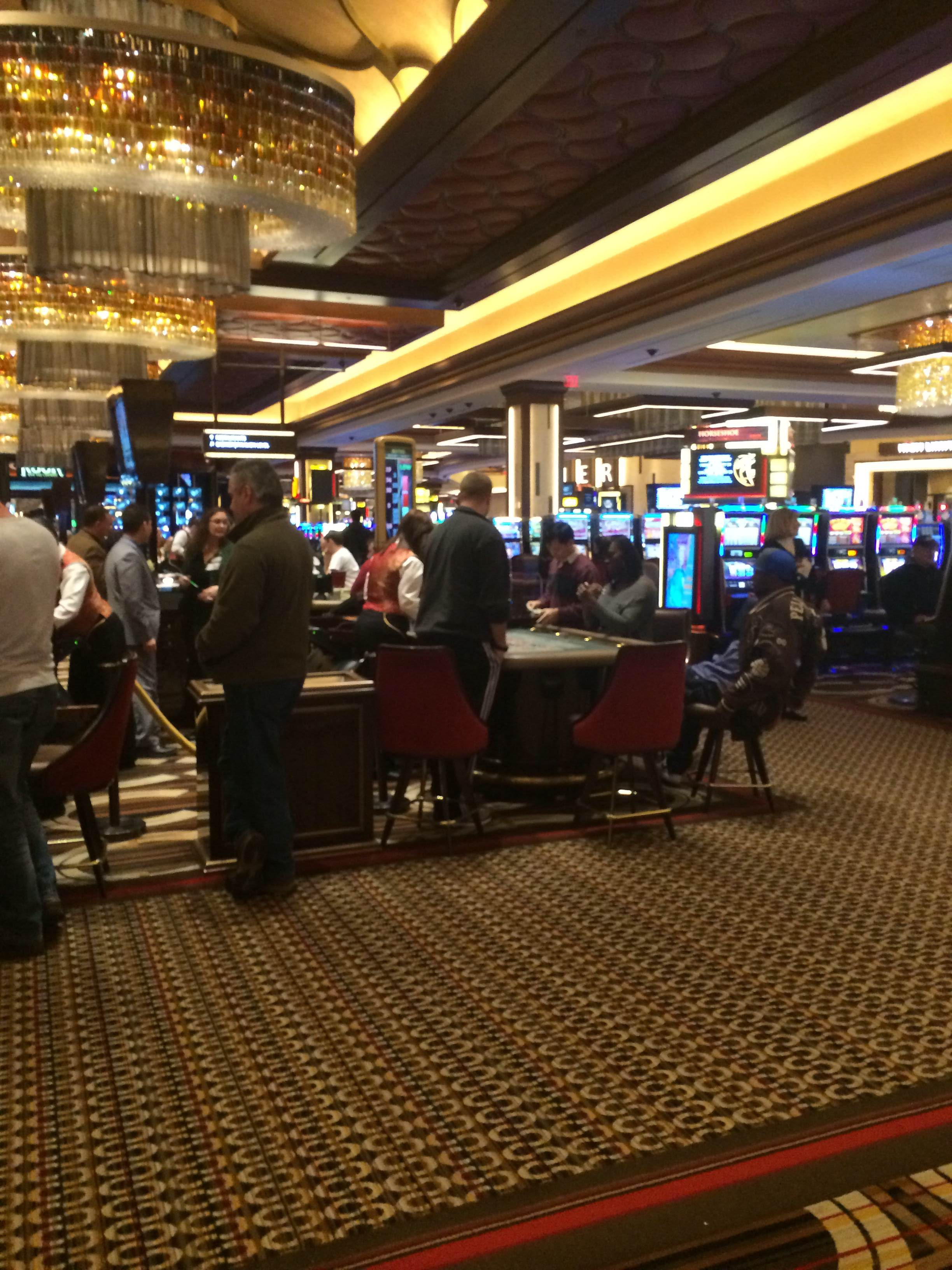 Grand casino barge hands on gambling revenue remains revelant